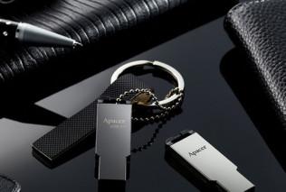 Apacer выпустил новые профессиональные USB-флешки