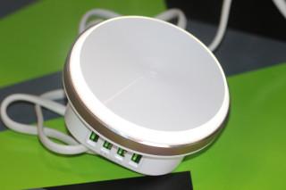 Обзор ColorWay 4 USB 4.4 A White (CW-CHL44A)