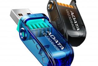 ADATA представляет USB-накопители UD230 и UD330