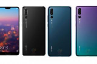 Huawei преодолела отметку в 10 млн проданных смартфонов Huawei P20 Pro и Huawei P20