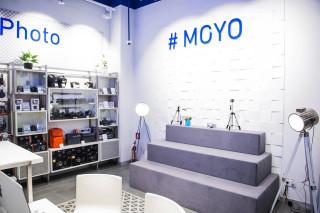 В эти выходные в Dream Town пройдет грандиозное открытие концепт-стора MOYO нового формата