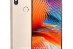 DOOGEE представила новый смартфон BL5500 Lite с U-образным экраном