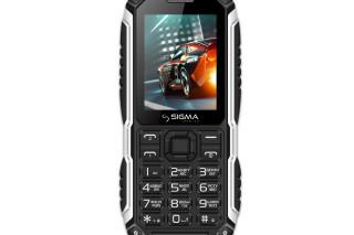 X-treme DZ68, PT68, PQ67, DR68, IT67: чем интересны защищенные мобильные телефоны Sigma mobile