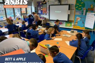 Apple на выставке The Bett Show-2019