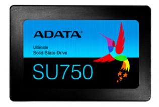 ADATA выпускает 2,5-дюймовые твердотельные накопители SATA 6 Гбит/с Ultimate SU750