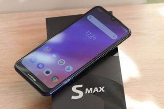 Обзор смартфона Prestigio S Max (PSP7610DUOBLACKBLUE)