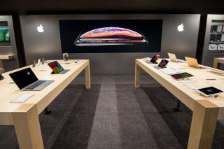 Цитрус открыл первый Apple Shop в Киеве