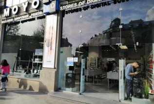 MOYO открывает первый обновленный магазин во Львове