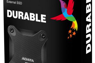 ADATA представляет внешний твердотельный диск SD600Q