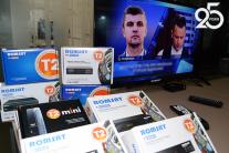 Старожилы украинского телекома — РОМСАТ отмечает 25 лет