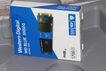 Обзор накопителя WD Blue SN500 NVMe SSD