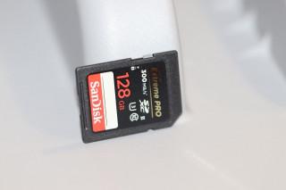 Обзор карты памяти SanDisk 128 GB SDXC UHS-I U3 Extreme PRO (SDSDXPK-128G-GN4IN)