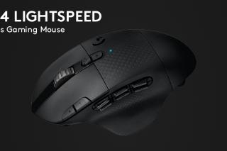 Logitech G анонсировала мышь для улучшения игрового процесса — G604
