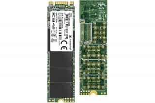 Transcend MTS832S- новый SSD М.2 в одностороннем форм-факторе