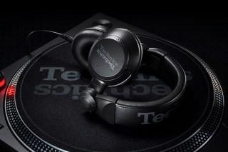 Technics EAH-DJ1200 — диджейские наушники с отличной функциональностью