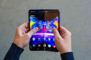 Гибкий и безупречный Samsung Galaxy Fold: короткий обзор