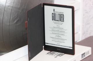Обзор ONYX BOOX Gulliver – мощный 10,3-дюймовый ридер со стилусом и не только!