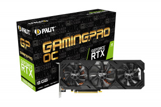 Palit представляет видеокарты GeForce RTX 2080 SUPER/2070 SUPER серии GamingPro