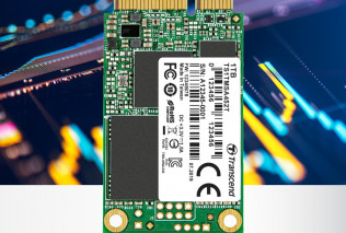 Transcend MSA452T — новый твердотельный mSATA-накопитель с использованием BiCS4