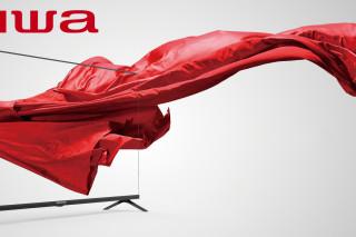 Новые телевизоры AIWA доступны в Украине!