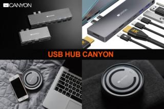 Сanyon расширяет возможности подключения периферии к MacBook