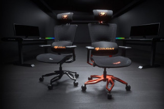 COUGAR Argo — инновационное игровое кресло с совершенной эргономикой
