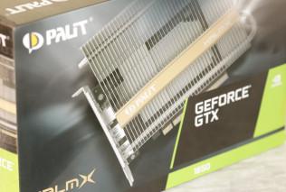 Обзор видеокарты Palit GeForce GTX 1650 KalmX