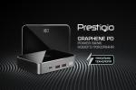 Графеновые внешние аккумуляторы от Prestigio уже в продаже!