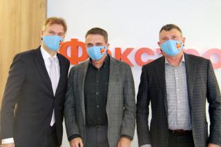 Фокстрот и Microsoft Украина договорились рассмотреть потенциальное сотрудничество в сфере цифровой трансформации ритейла