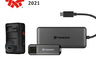 Transcend удостоилась сразу трёх наград Taiwan Excellence Awards