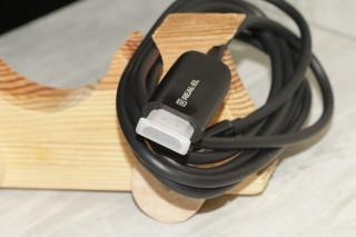 Обзор кабеля REAL-EL CHD-180