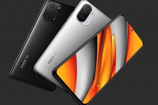 Смартфоны POCO F3 и POCO X3 Pro — скоро в Украине