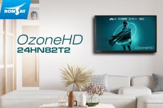 Новый телевизор OzoneHD 24HN82T2