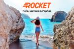 Украинский сервис Rocket доставляет в популярных курортных городах Кипра