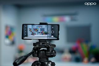 OPPO представила инновационные технологии обработки изображений