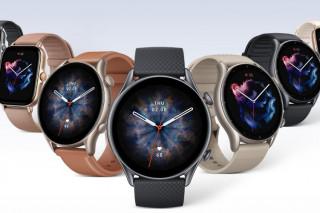 GTR 3 Pro, GTR 3 и GTS 3 — новые модели «умных» часов Amazfit на собственной ОС