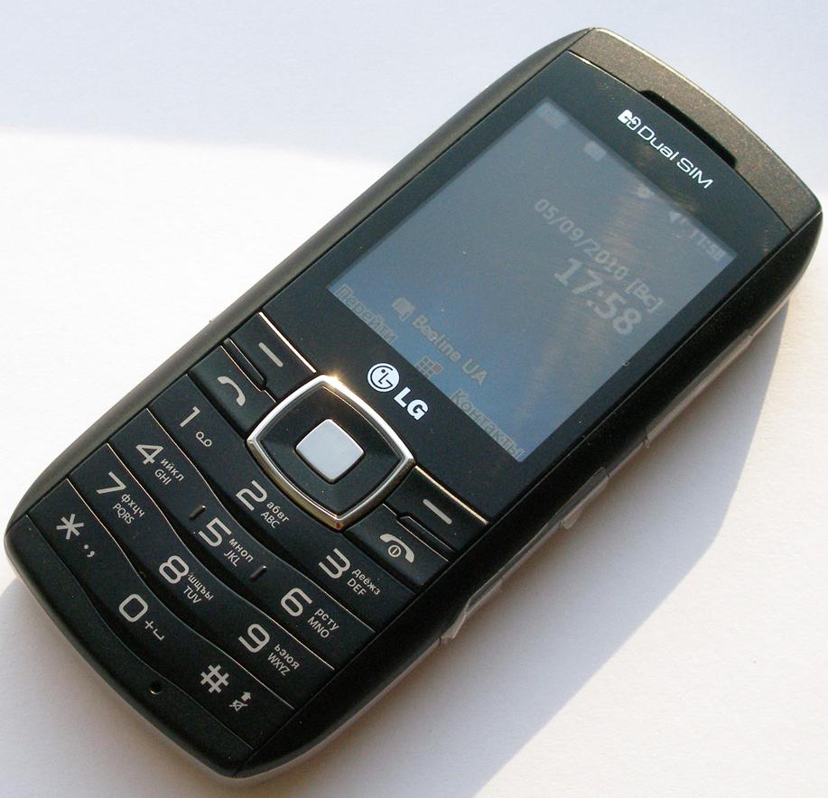 телефон lg dual sim gx300 инструкция пользования