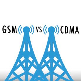 CDMA vs GSM Битва стандартів