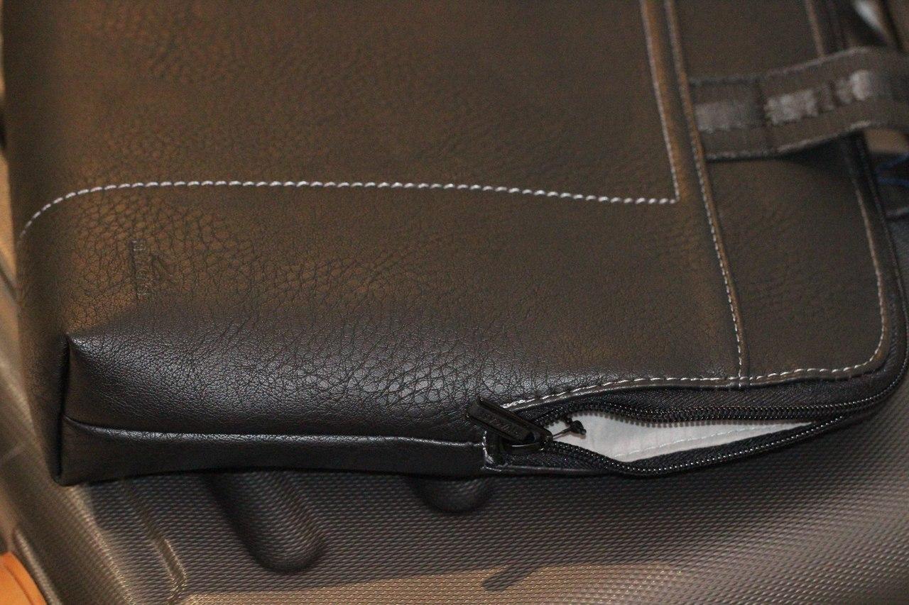 Компактная и стильная сумка, которую производитель рекомендует для хранения  и ношения в ней 13,3-дюймовых ноутбуков. О качестве изготовления,  материалах и ... 25d95ad4ff3